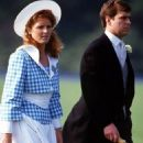 Prince Andrew Duke of York and Sarah Ferguson - 454 x 733