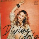 Vanessa Paradis Glamour Magazine Pictorial April 2010