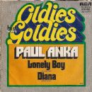 Paul Anka - Lonely Boy / Diana