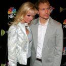 Leighanne & Brian Littrell - 2005 - Radio Music Awards