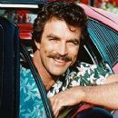Tom Selleck As The Sexy 1980's hunk - Magnum P.I - 250 x 310
