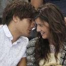 Louis Tomlinson and Eleanor Calder - 454 x 254