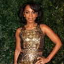 Anika Noni Rose - QVC Red Carpet Style event at the Four Seasons Hotel on March 5, 2010 in Beverly Hills, California - 454 x 649