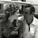 Sean Connery and Jill St. John - 454 x 366