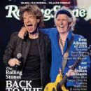 The Rolling Stones - Rolling Stone Magazine Cover [India] (January 2017)