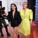 Vanessa Hudgens and Jennifer Lopez – On Telemundo's 'Un Nuevo Dia' in Miami