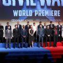Captain America: Civil War (2016) - 454 x 302