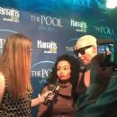 Blac Chyna and Amber Rose at Harrah's Pool After Dark in Atlantic City, New Jersey - November 14, 2015