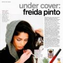 Freida Pinto - Nylon Magazine Pictorial [United States] (April 2012)