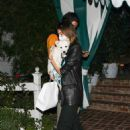 Kaia Gerber and Jacob Elordi – Seen at the San Vicente Bungalows in West Hollywood