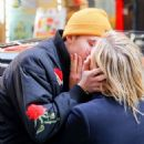 Chloe Moretz and Brooklyn Beckham out in NYC - 454 x 460