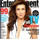 Kate Walsh - Entertainment Weekly Magazine [United States] (14 September 2007)