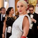 Lady Gaga At The 87th Annual Academy Awards (2015)