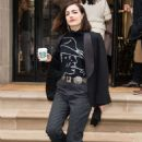 Camilla Belle – Leaving the Ralph Lauren Show in NYC - 454 x 683