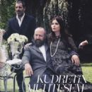 Okan Yalabik, Nur Aysan, Selma Ergeç, Halit Ergenç, Mehmet Günsür, Ozan Guven, Pelin Karahan - Vogue Magazine Pictorial [Turkey] (October 2012)