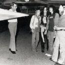 Joe Perry and Elyssa Jerret with Steven Tyler