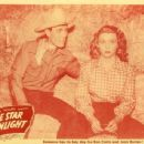 "Ken Curtis and Joan Barton in ""Lone Star Moonlight"""