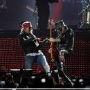 Guns N' Roses 1st US Tour in years- USA 2011