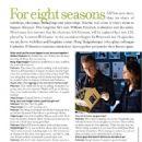 Marg Helgenberger TV Guide Magazine Pictorial October 2008