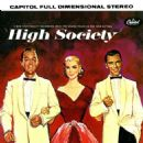 High Society 1956 Movie Lp Album Cover