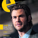 Chris Hemsworth, Thor: The Dark World - Expresiones Magazine Cover [Ecuador] (8 November 2013)