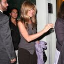 Jennifer Aniston - At Foxtail - August 7 '08