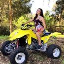 Kira Kosarin in Bikini Top – Snapchat Pics - 454 x 521