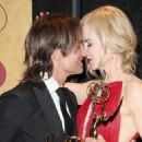 Keith Urban and Nicole Kidman : 69th Annual Primetime Emmy Awards - Press Room - 454 x 325