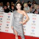 Anna Friel – National Television Awards 2020 in London - 454 x 636