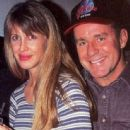 Brynn Hartman and Phil Hartman