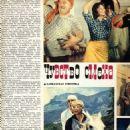 Kidnapping, Caucasian Style - Sovetskii Ekran Magazine Pictorial [Soviet Union] (April 1967) - 454 x 624