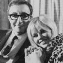 Peter Sellers and Britt Ekland - 454 x 573