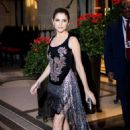 Anna Kendrick – Leaving hotel Plaza Athenee in Paris - 454 x 681