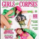 Allie Haze on cover of Girls and Corpses