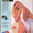 Sandra Wild  from Swimsuit in 1987 - 454 x 626