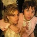 Ryan Ross and Kate Thompson