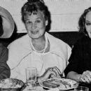 Estelle Winwood and Tallulah Bankhead with Shirley Booth - 454 x 255