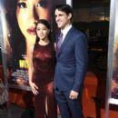 Joe LoCicero and Gina Rodriguez- Premiere Of Columbia Pictures' 'Miss Bala' - 391 x 600