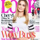 Cheryl Cole Look Uk Magazine July 2014