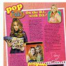 Debby Ryan - Popstar! Magazine Scans - February 2010