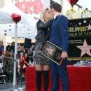Michael Buble Honored With Star On The Hollywood Walk Of Fame - 434 x 600
