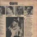Carmen Miranda - Fatos E Fotos Gente Magazine Pictorial [Brazil] (23 April 1979) - 454 x 625