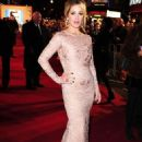 Christina Applegate goes for full-length glamour in baby pink gown at Anchorman 2 premiere