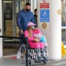 Katie Price – Is seen at the Chelsea and Westminster hospital - 454 x 355