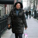Sara Ramirez - New York 01/13/2008