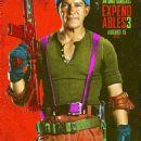 Antonio Banderas as Galgo in The Expendables 3 - 454 x 674