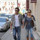Burcu Kara and Bugra Gülsoy, May 2011