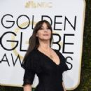 Monica Bellucci At The 74th Golden Globe Awards (2017) - 291 x 437