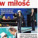 Yoko Ono - Zycie na goraco Magazine Pictorial [Poland] (14 August 2015) - 454 x 1218