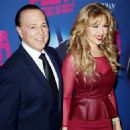 Thalia and Tommy Mottola: 'On Your Feet!' premiere in NYC